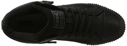British Knights Roco - Zapatillas Unisex adulto Negro - Schwarz (Black/Black 01)
