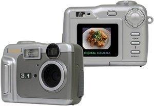 Vuepoint 3.1Mp Digital Camera