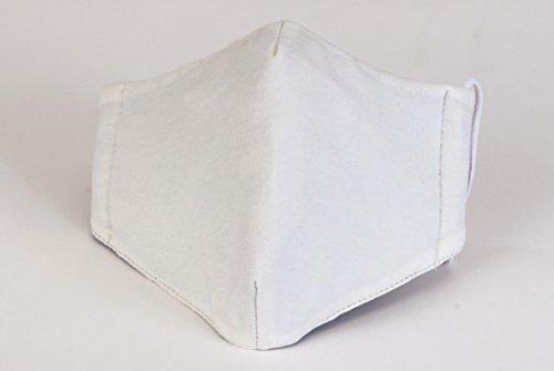I Can Breathe Mask - Healthy Air Mask® Natural -Organic Cotton M11 Flu Mask - Natural