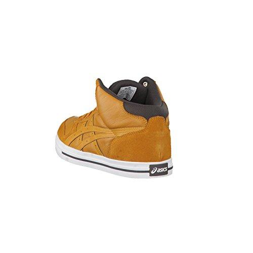 Asics Aaron MT de media caña piel Sneaker Hl531–