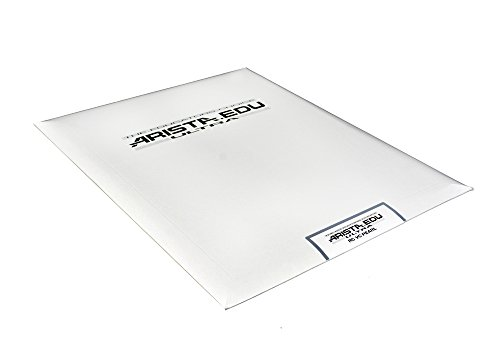 Arista EDU Ultra VC RC Black & White Photographic Paper, Pearl, 11x14, 25 Sheets