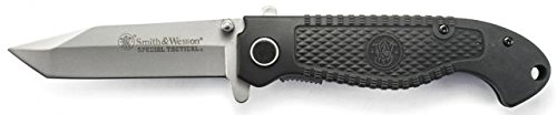 Smith & Wesson CKTAC Tactical Tanto Knife