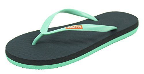 227b0c655 Feelgoodz Women s Slimz Natural Rubber FILP Flops - Incredibly Comfortable  Highly Durable Premium Natural Rubber Sole