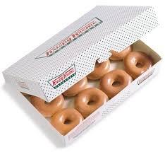 Krispy Kreme Original Glazed Donuts (4 Dozen)