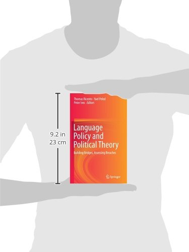 Language Policy and Political Theory: Building Bridges, Assessing Breaches by Springer