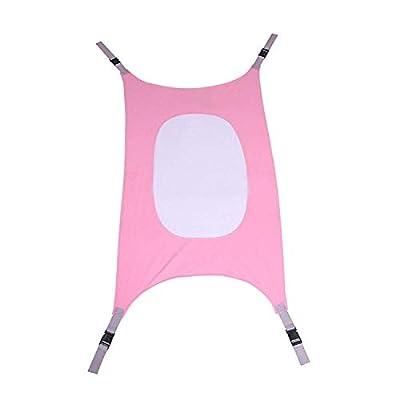 Newborn Baby Hammock Net Portable Detachable Adjustable Elastic Crib Cradle