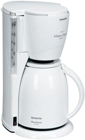 Rowenta CT210 - Cafetera eléctrica, color blanco: Amazon.es: Hogar