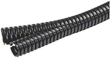 KABELSCHUTZ CO-FLEX Marderschutz Schlauch Wellrohr Z/ündkabel Schutz METERWARE /Ø 20,2 mm