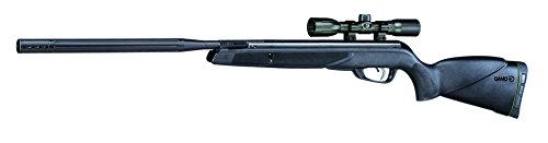 Raptor Whisper Air Rifle .22 Cal - Rifle Gas