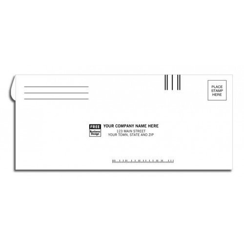 Customized Business Reply Envelope by PrintEZ