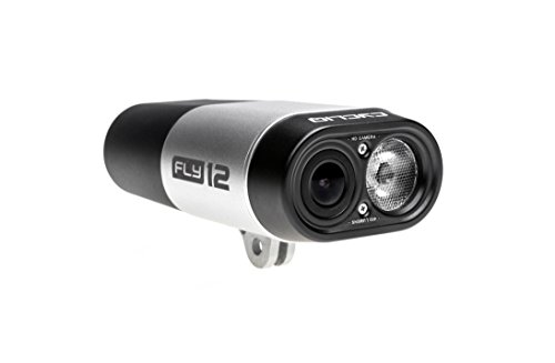 Fly12 Full HD Bike Camera and 400 Lumen Bicycle light ()