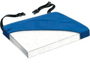 Budget Bariatric Foam Cushion - 24''W x 18''D x 4''H - 1 Each / Each