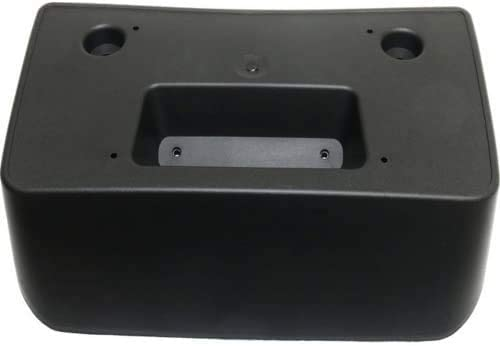 I-Match Auto Parts Front License Plate Bracket Tag Holder Replacement for 2015-2019 GMC Canyon GM1068169 22891636 BLACK TEXTURED
