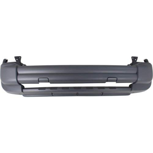 Garage-Pro Front Bumper Cover for JEEP LIBERTY 2005-2007 Textured -