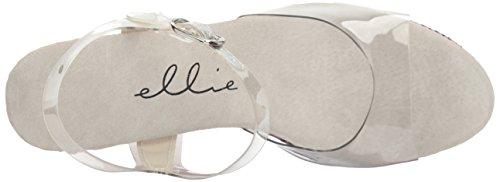 Ellie Chaussures Femmes 709-sirène Plate-forme Sandale Fuchsia