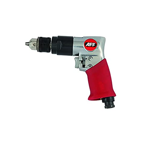 AFF Chuck Capacity and 2200 7200 3//8 Reversible Drill 6-3//4 OAL 2,200 RPM 6-3//4 OAL