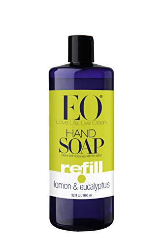 Top recommendation for eucalyptus hand soap liquid