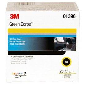 3M Green Corps Roloc Disc 264F 2
