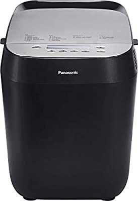 Panasonic SD de zd2010kxh - Panificadora (, color negro: Amazon.es ...