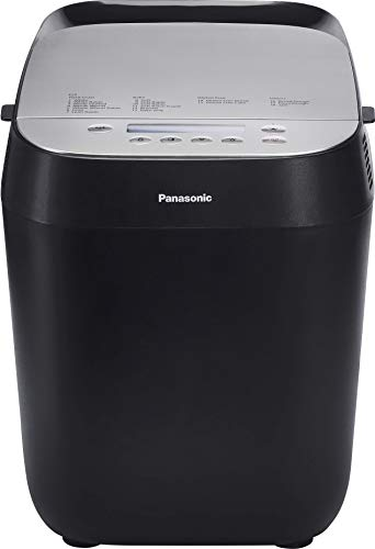 Panasonic SD de zd2010kxh - Panificadora (, color negro: Amazon.es: Hogar