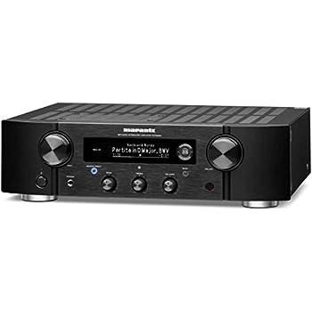 Amazon.com: Marantz PM7000N Amplificador estéreo Hi-Fi ...