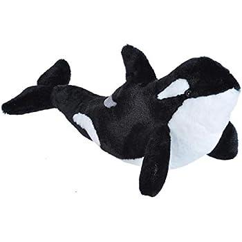 Wild Republic Orca Plush Stuffed Animal Plush Toy Gifts For Kids Cuddlekins 20 Inches
