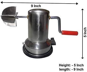 High Quality Coconut Scraper Grater Shredder Stainless Steel Vacuum Based NO:1