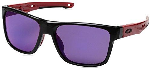 11d3108d73 Oakley Crossrange Sunglasses, Black Ink, Prizm Road