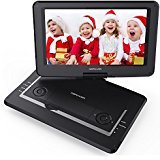 Portable Dvd Player With Rechargeable Battery - 1