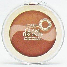 L'OREAL GLAM BRONZE BRONZER #350 GLISTENING GLOW B005ORRU9I