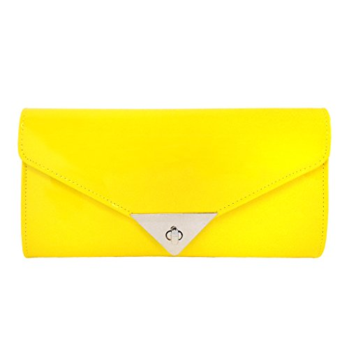 jnb-womens-patent-leather-candy-clutch-yellow