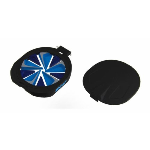 Exalt Paintball Fast Feed - Virtue Spire - Blue