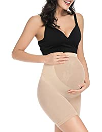 ♥Show Your Nice Baby Bump Shape♥ Maternity Shaper Under Maternity Dresses for Baby Shower or Photography