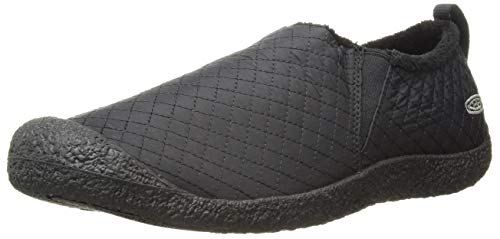KEEN Women's Howser Quilted Clog, Black, 9 M US