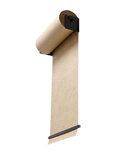 Minibear Wall Mounted Kraft Paper Roll Holder Dispenser