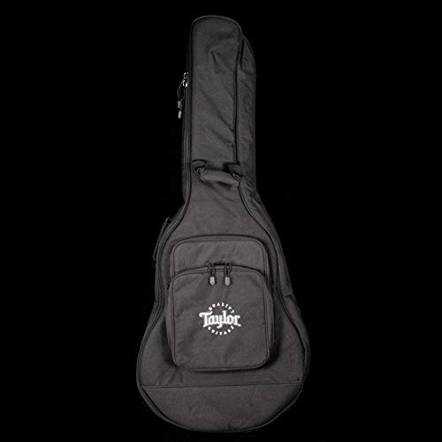 Taylor Dreadnought and Grand Auditorium Gig Bag Acoustic Guitar Case Black
