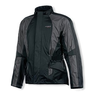 Olympia (MJ415P-XL/2XL) unisex-adult New Horizon Rain Jacket(Pewter, X-Large/XX-Larg by Olympia Sports
