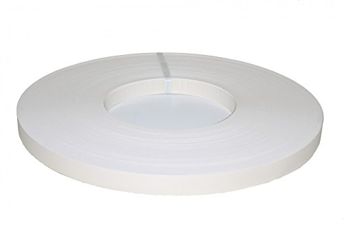 PVC DESIGNER WHITE (COD 7153) NON GLUED EDGE-BANDING 15/16