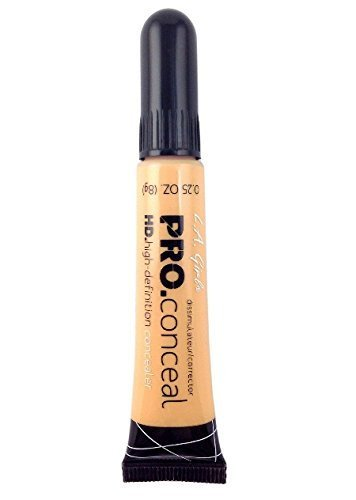 L.A. Girl Pro Conceal HD. High Definition Concealer & Corrector - 991 Yellow by L.A. Girl