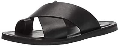 Kenneth Cole New York Men's Ideal Sandal B Slide, Black 7 M US