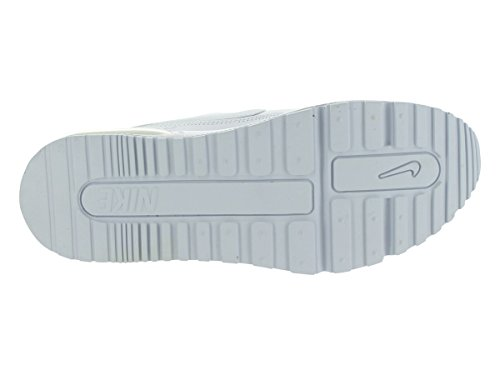 NIKE Herren Air Max Ltd 3 Laufschuh Weiß / Weiß / Metallic Silber