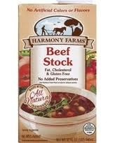 Stock Beef Ingredients - MEDFORD FARMS, STOCK, BEEF, Pack of 12, Size 32 FZ - No Artificial Ingredients