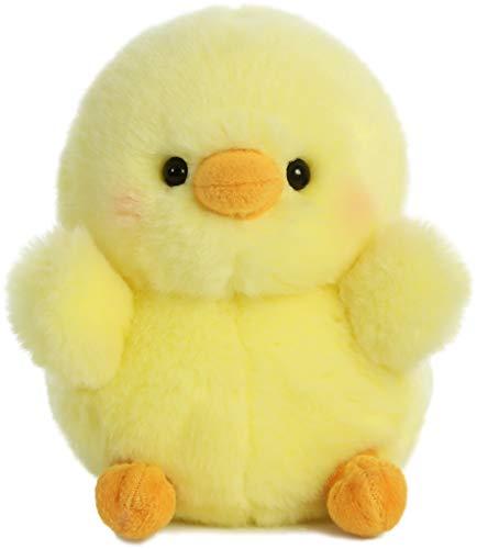 """Aurora World 8818 Chickadee Chick Plush, 5"""", Yellow from Aurora"""