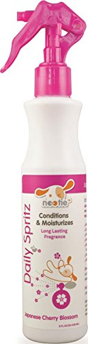 Nootie-Daily Spritz, Pet Conditioning Spray, 1 Unit, 8 oz, Japanese Cherry Blossom