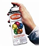 Krylon 1601 Osha safety black spray pant 12oz