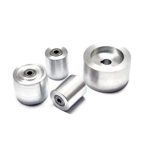 """Belt Grinder wheel set knife grinder 2x72"""" 5/8"""
