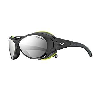 56bdb554de49 Julbo Sunglasses - Explorer XL / Frame: Soft Black Lens: Spectron 4:  Amazon.ca: Sports & Outdoors