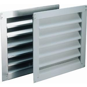 louvered gable vent - 8