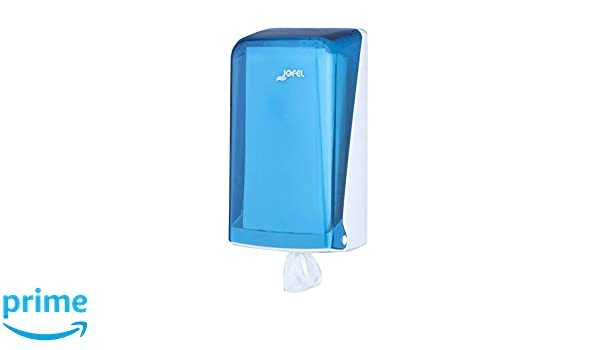 Jofel AG33200 Azur Dispensador de Papel, Mecha Mini, Azul: Amazon.es: Industria, empresas y ciencia