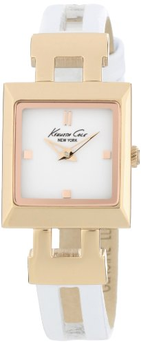 Kenneth Cole New York Women's KC2621 Petite Chic Classic Square Case Watch